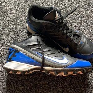 Men's/Boys Nike Football Cleats 8.5.